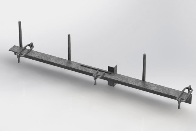 Траверса ТМ 56